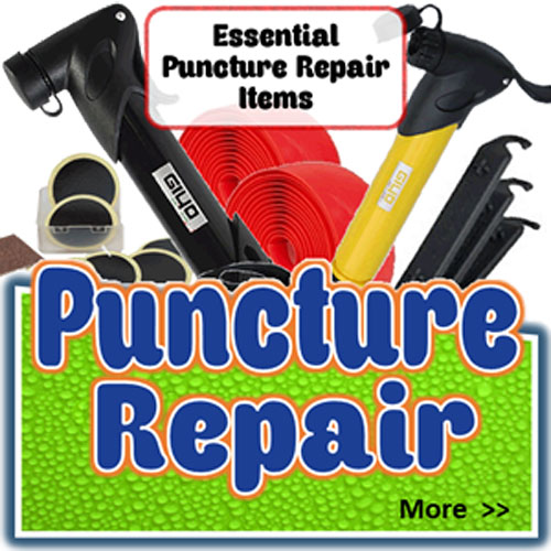Puncture Repair/Prevention
