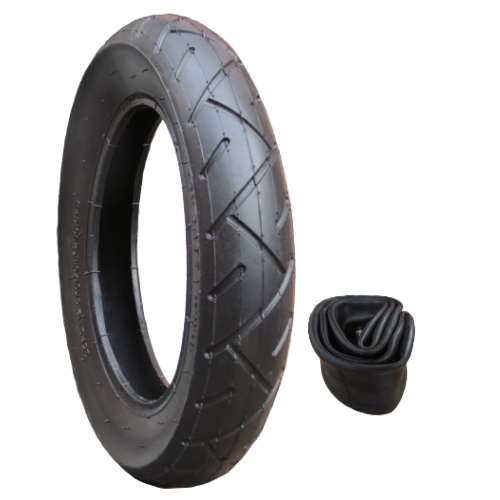Genuine Quinny Buzz replacement tyre plus inner tube (size 121/2 x 21/4)