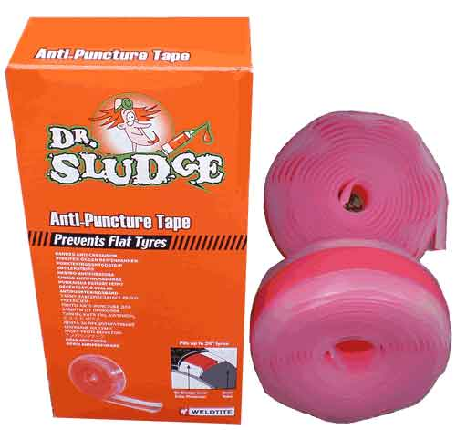 Pushchair Anti Puncture Tape for Urban Detour Pushchairs