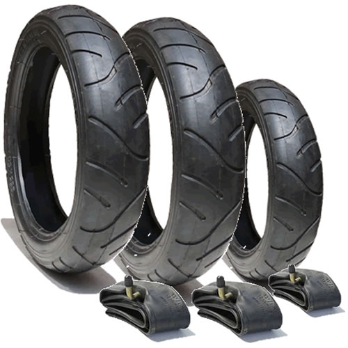 Quinny Speedi SX Tyre & Tube Set (280/255)