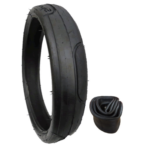 20119 - Bebetto Vulcano Replacement Tyre (Rear) 60 x 230 plus inner tube