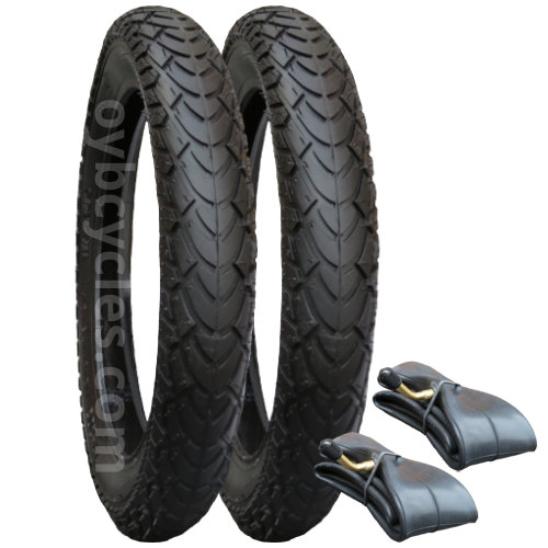 10035 - Bugaboo Donkey Tyre & Inner Tube Set for rear wheels