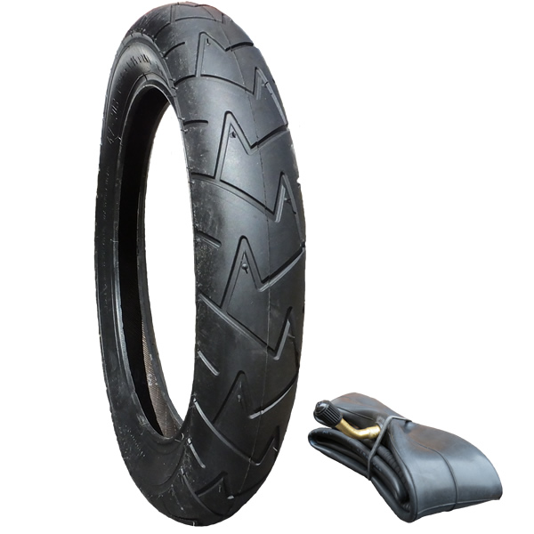 20019t - Tyre 121/2 x 1.75 x 21/4 plus inner tube